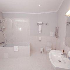 Гостиница Optima Rivne ванная фото 2