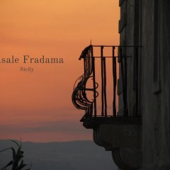 Отель Casale Fradama Сиракуза балкон