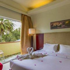 Отель Reveries Diving Village, Maldives 3* Номер Делюкс с различными типами кроватей
