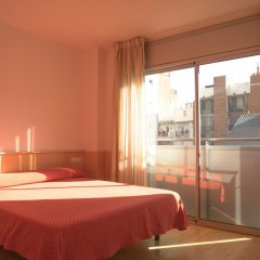 Отель Apartamento Abrevadero Барселона комната для гостей фото 5