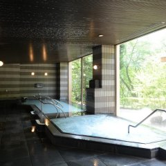 Hotel Harvest Kinugawa Никко бассейн фото 3