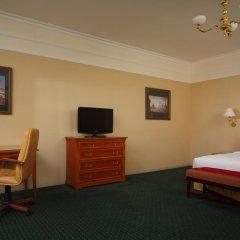 Гостиница Марриотт Москва Гранд 5* Люкс-студио с различными типами кроватей фото 13