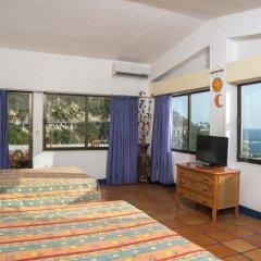 Отель Mirador Acapulco 2* Стандартный номер с различными типами кроватей фото 2
