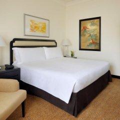 Отель Mandarin Orchard Singapore 5* Номер Делюкс с различными типами кроватей фото 3