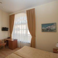 Гостиница Екатерина 3* Стандартный номер с разными типами кроватей фото 8