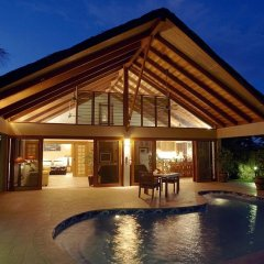 Отель First Landing Beach Resort & Villas 3* Вилла с различными типами кроватей фото 10