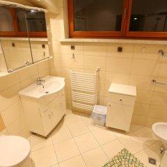 Отель Willa Ustronie ванная