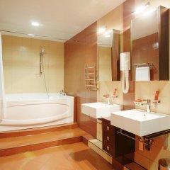 Парк Сити Отель 4* Представительский люкс с разными типами кроватей фото 3