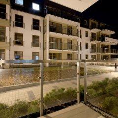 Апартаменты Imperial Apartments - Sopocka Przystań Сопот балкон