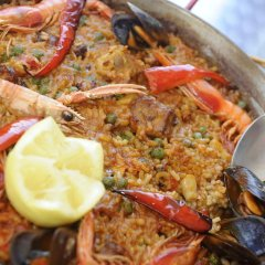 Отель Camping Del Mar Испания, Мальграт-де-Мар - отзывы, цены и фото номеров - забронировать отель Camping Del Mar онлайн питание фото 3