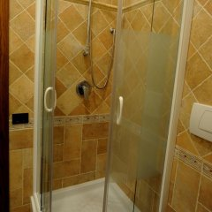 Отель Villa dei Fantasmi Рокка-ди-Папа ванная фото 2
