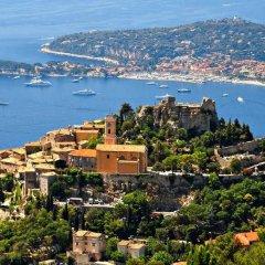 Отель Apart a Nice : A Breathtaking View on the Sea Ницца