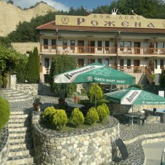 Отель Rozhena Hotel Болгария, Сандански - отзывы, цены и фото номеров - забронировать отель Rozhena Hotel онлайн фото 3