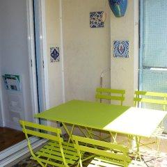 Апартаменты Apartment Oiseau Bleu балкон