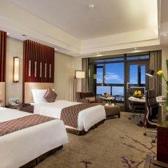 Hotel Nikko Xiamen 4* Представительский номер с различными типами кроватей