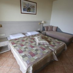Hotel Oceanis Kavala 3* Улучшенный номер с различными типами кроватей фото 2