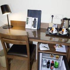Best Western Hotel Los Condes 3* Стандартный номер с различными типами кроватей фото 12