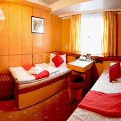 Отель Botel Albatros 3* Стандартный номер с различными типами кроватей фото 2