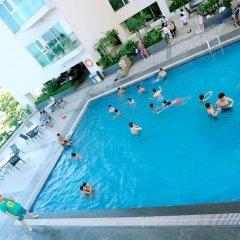 Отель Condotel Ha Long бассейн