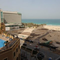 Отель Jumeirah Beach Residence Clusters балкон