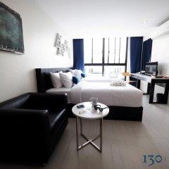 130 Hotel & Residence Bangkok 3* Улучшенный номер с 2 отдельными кроватями фото 3