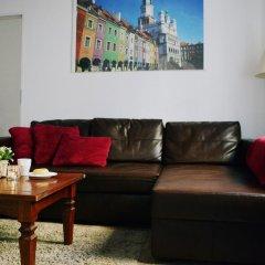 Отель Apartament Żydowska Польша, Познань - отзывы, цены и фото номеров - забронировать отель Apartament Żydowska онлайн комната для гостей фото 4