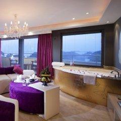 Euphoria Hotel Tekirova 5* Представительский люкс с различными типами кроватей фото 4