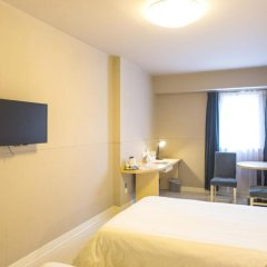 Отель Jinjiang Inn Shanghai Minhang Dongchuan Road 2* Стандартный номер с 2 отдельными кроватями фото 4