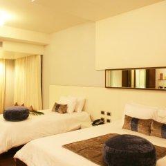 Отель Z Through By The Zign 5* Номер Делюкс с 2 отдельными кроватями фото 14