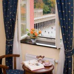 Salvator Hotel 4* Улучшенный номер с различными типами кроватей фото 4