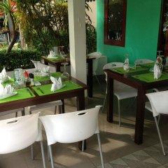 Basilico Hotel & Restaurant Номер Делюкс с различными типами кроватей