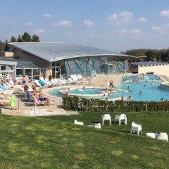 Отель I Fucoli Кьянчиано Терме бассейн