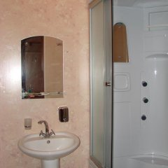Гостиница Талисман Стандартный номер с двуспальной кроватью фото 10