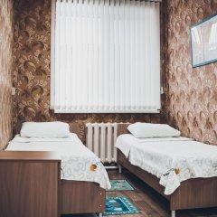 Гостиница Солнечная Стандартный номер с разными типами кроватей фото 7