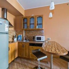 Гостиница MaxRealty24 Leningradskiy prospekt 77 Апартаменты с разными типами кроватей фото 19