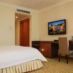 Отель China Mayors Plaza 4* Улучшенный номер с различными типами кроватей фото 4