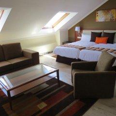 Hotel Anunciada Байона комната для гостей фото 3