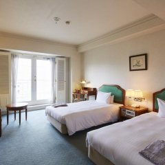 Отель SETRE Glovers House Nagasaki Нагасаки комната для гостей