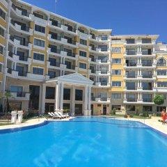 Отель Вилла Florence Болгария, Свети Влас - отзывы, цены и фото номеров - забронировать отель Вилла Florence онлайн бассейн