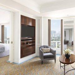 Отель Intercontinental Singapore 5* Номер Делюкс с различными типами кроватей фото 5
