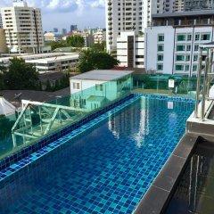 Отель Avatar Residence Бангкок бассейн фото 3