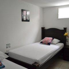 Отель Hostal Pajara Pinta Стандартный номер с различными типами кроватей фото 10