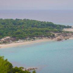 Отель Parea Kalamitsi Ситония пляж