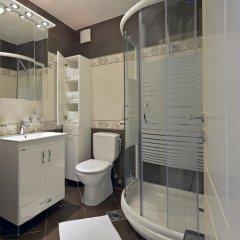 Отель Jevtic Сербия, Белград - отзывы, цены и фото номеров - забронировать отель Jevtic онлайн ванная