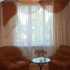 Гостиница Тернополь 3* Люкс с различными типами кроватей