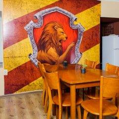 Hogwarts Hostel Кровать в общем номере с двухъярусной кроватью