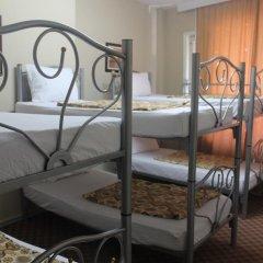 Хостел Castle Кровать в общем номере двухъярусные кровати фото 4
