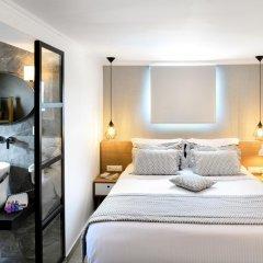 Отель Antigoni Beach Resort 4* Апартаменты с различными типами кроватей фото 4