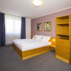 Best Western Hotel Trend Пльзень комната для гостей фото 3
