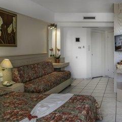 Tylissos Beach Hotel 4* Стандартный номер с различными типами кроватей фото 9